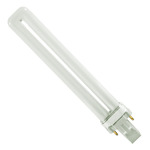 CFT13W/GX23/841 - NAED 20306 - 13 Watt - 2 Pin GX23 Base - 4100K  - CFL Light Bulb Plug In CFL