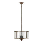 Quorum 2866-18-21 - Pendant - 4 Light - Early American Finish