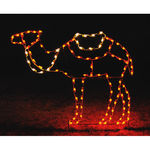 5.4 ft. x 7 ft. - C7 LED - Nativity Scene Camel - 120 Volt