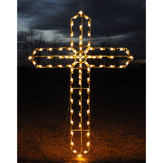 8.1 ft. - C7 LED - Royal Cross - 120 Volt