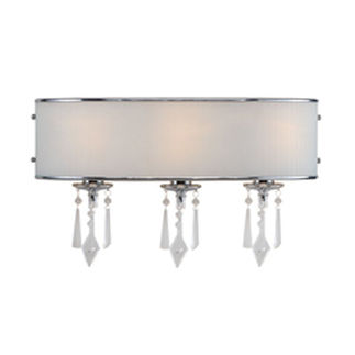 Golden Lighting 8981-BA3 BRI - Transitional Vanity Light