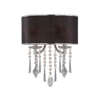 Golden Lighting 8981-WSC GRM - Elegant Wall Sconce