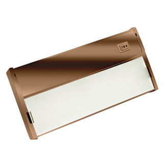 NSL LTL-1-PC/BZ - 9 in. - LED Under Cabinet Light Fixture w/ Power Cord