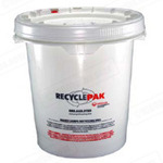 Veolia SUPPLY-068 - 5 Gallon Mixed Lamp Pail