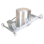 6 in. - Sloped Ceiling Airtight IC Housing with Quick Connectors - Premium Quality Brand PHIC926QAT - Lighting Fixture