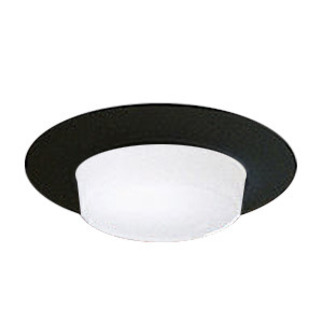 5 in. - Black Drop Opal Shower Trim - Premium Quality Brand PT5024B - Light Fixture Accessory