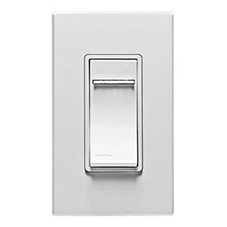 Leviton Vizia+ VP00R-10Z - Multi-Location - Coordinating Dimmer Remote to Dimmer/Fan Speed Control - White