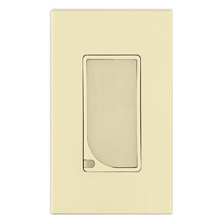 Leviton 6527-I - Decora LED Full Guide Light - Ivory