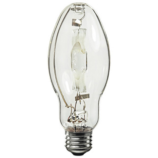 150 Watt - ED17 - Probe Start - Metal Halide - Unprotected Arc Tube - 4000K - Medium Base - ANSI M107/E or M57/E - Universal Burn - Venture 44810 ED17 Metal Halide