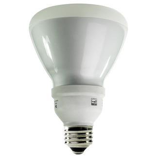 15 Watt - R30 CFL - 65 W Equal - 4100K Cool White - Min. Start Temp. 0 Deg. F - 80 CRI - 47 Lumens per Watt - 15 Month Warranty - Global Consumer Products 161 CFL Flood Light