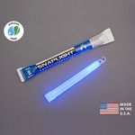 6 in. SnapLight Light Sticks - Blue - 8 Hours - Industrial Grade - Cyalume 9-08003
