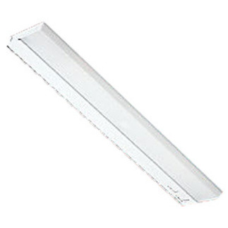 24 in. - Mini Inch Fluorescent Under Cabinet Fixture - 1000Bulbs.com PU24L