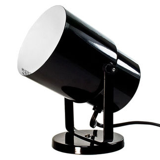 Multi Purpose Spot Light - Black - Satco 77-394