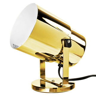 Multi Purpose Spot Light - Brass - Satco 77-396