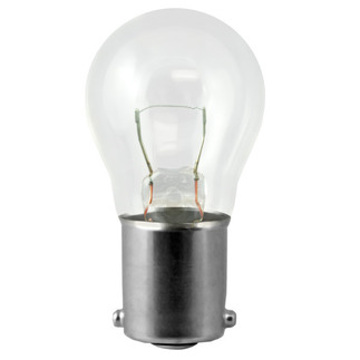 7225 Miniature Indicator Lamp - 13.5 Volt - S-8 BAZ15d Base - EIKO 7225
