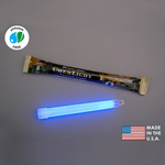 NSN 6260-01-178-5560 - 6 in. ChemLight Light Sticks - Blue - 8 Hours - Military Grade - Cyalume 9-55600PF