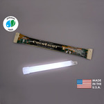 NSN 6260-01-218-5146 - 6 in. ChemLight Light Sticks - White - 8 Hours - Military Grade - Cyalume 9-51460PF