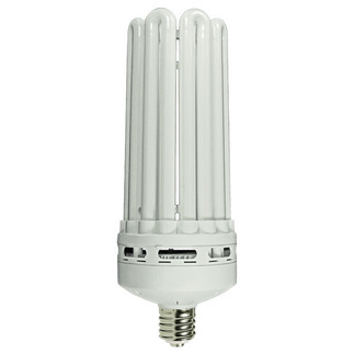 200 Watt - 8U CFL - 850 W Equal - Mogul Base - 2700K Warm White - Min. Start Temp. 0 Deg. F - 84 CRI - 60 Lumens per Watt - 12 Month Warranty - MaxLite 35872 Screw In CFL