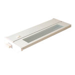 American Lighting 043T-10-WH - T2 Fluorescent Under Cabinet Light Fixture