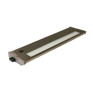 American Lighting 043T-14-BS - T2 Fluorescent Under Cabinet Light Fixture