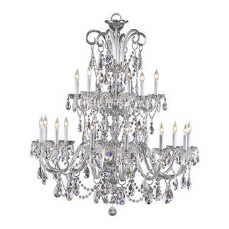 Quorum 630-18-514 - Chandelier - 18 Light - Chrome