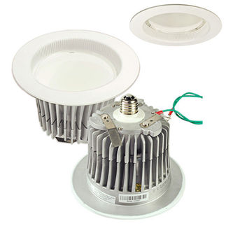 Cree LR6 - Screw-In Base - 650 Lumens - 12 Watt - LED - Warm White - 92 CRI - Dimmable - Fits 6 in. Can Fixtures