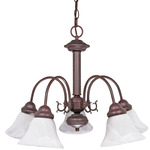 Nuvo 60-183 (5 Light) Chandelier