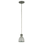 (1 Light) Halogen (G9) Mini Pendant - Nuvo Lighting 60-2927