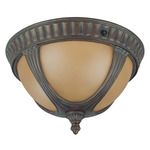 (2 CFL) Flush Mount - Energy Star Qualified - Nuvo Lighting 60-3907