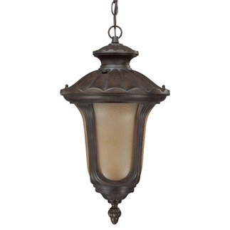 (1 CFL) Hanging Lantern - Energy Star Qualified - Nuvo Lighting 60-3908 - Residential Light Fixture